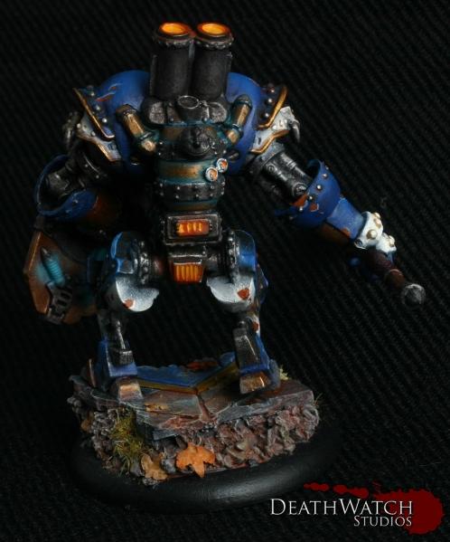 Lancer Back