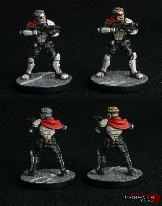 Human Troopers