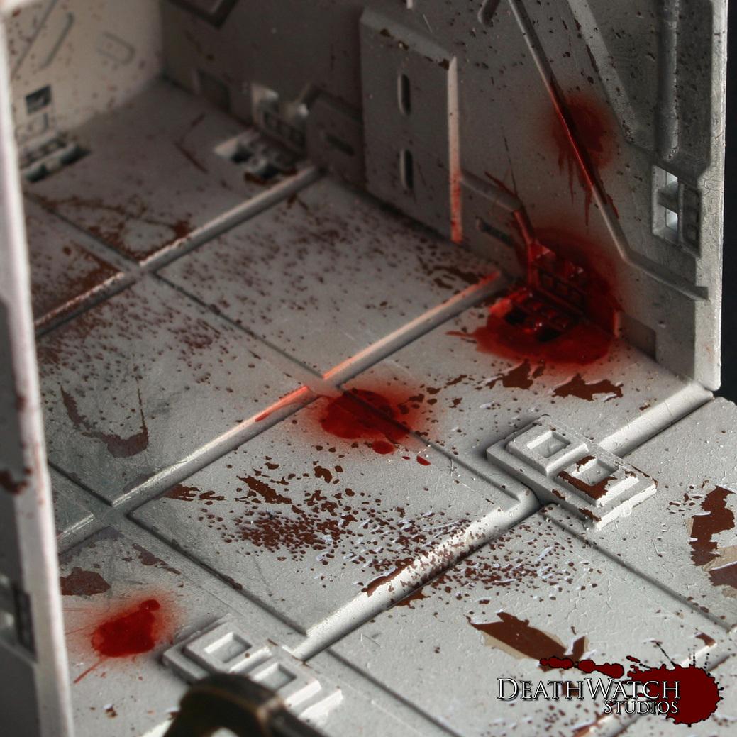 Blood Splatter again!