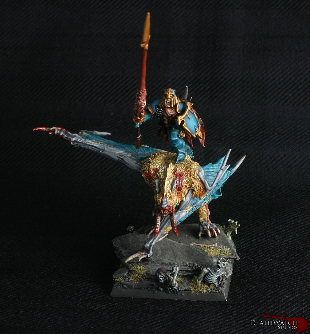 Vampire Lord on Abyssal Terror