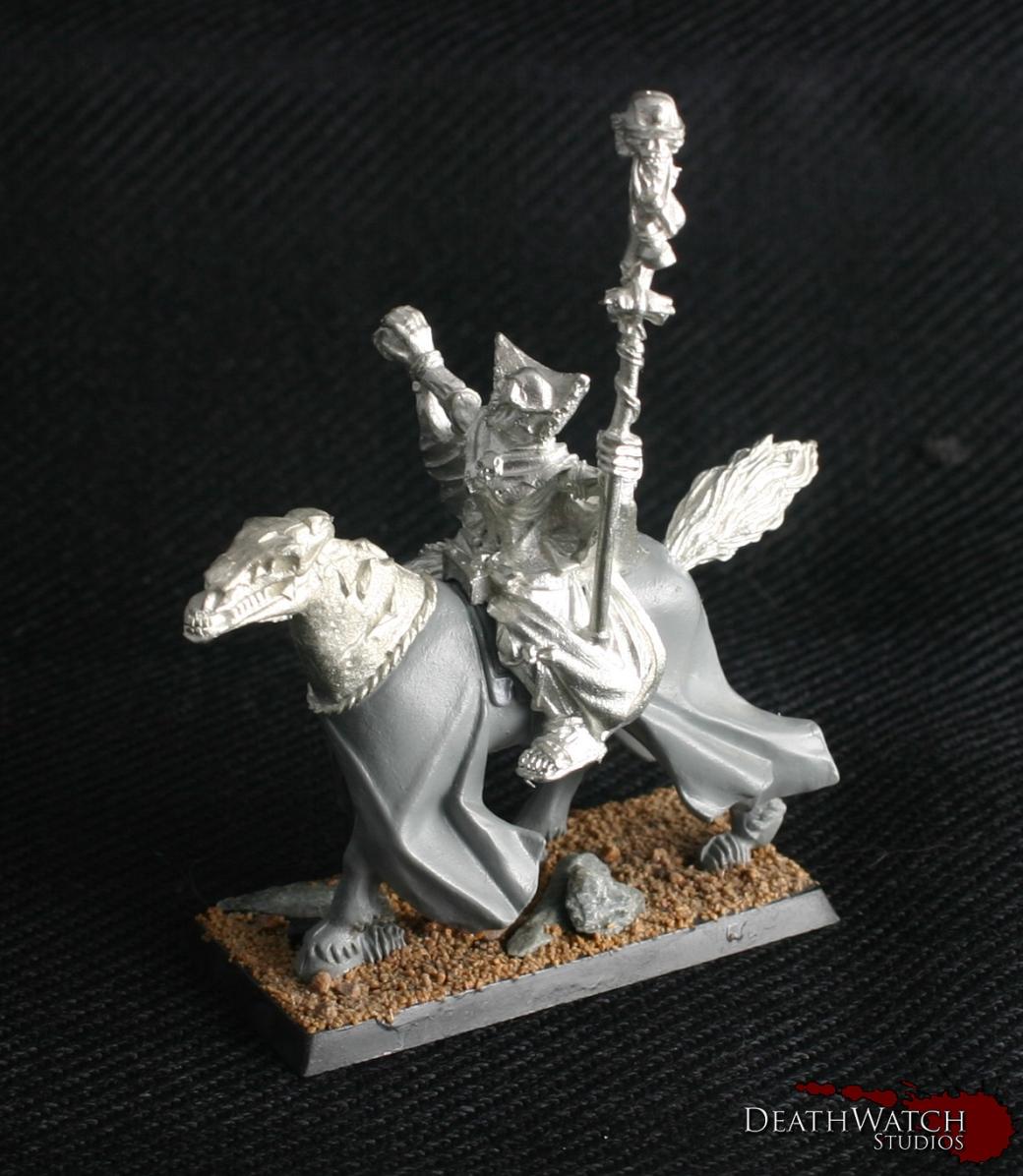 Mounted Vampire
