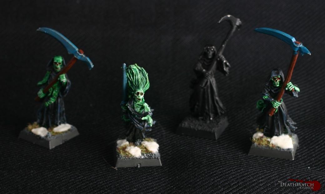 Wraiths & Banshee