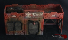 Deadzone Bar Terrain, £60