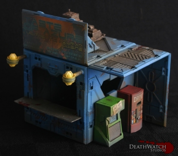 Deadzone Cafe Terrain, £45
