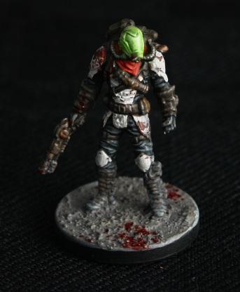 Survivor, £25