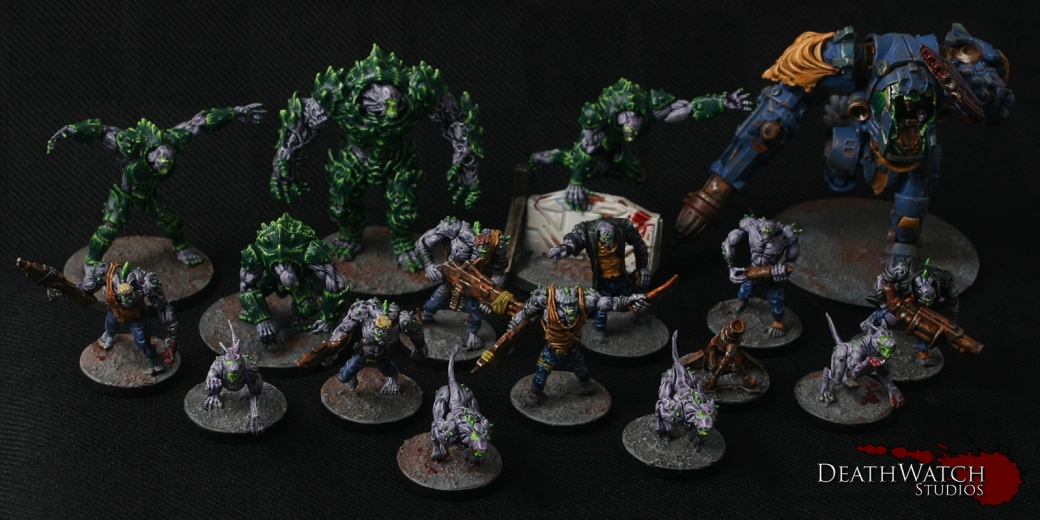 Plague Painting Guide