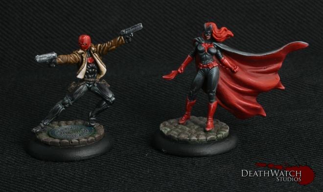 Red-Hood-&-Batwoman