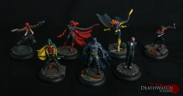 Batman & Law Forces