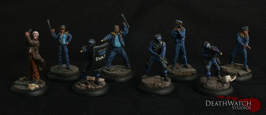 Gotham-Cops-Group