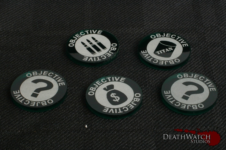 Objective-Markers