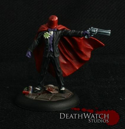 Red Hood Joker, £75