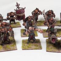 Kings of War - Ogre Speed Painting Guide
