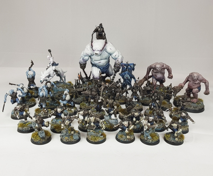 Army 800pts