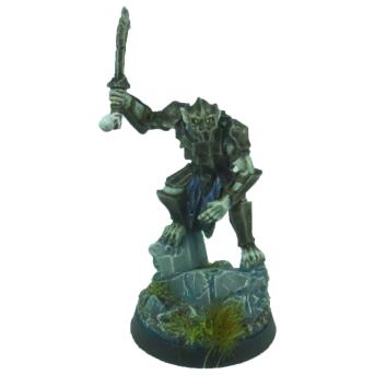 Goblin Mercenry Captain