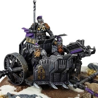 Iron Hills Chariot Crew