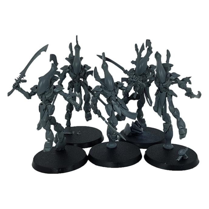 Wraithblades Group